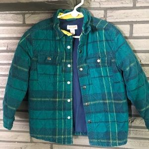 Cat & Jack Lined Flannel